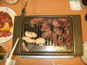 焼肉パーティ1